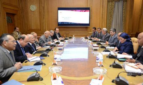 Egypt ministerial delegation