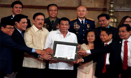 Philippines Peace Agreement