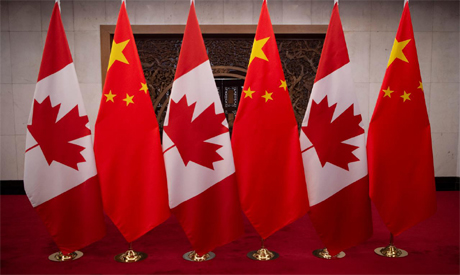 Canada - China relations