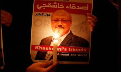 Picture of Jamal Khashoggi