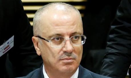 Palestinian prime minister tenders resignation, govt's to Abbas