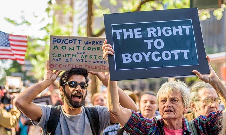 The BDS movement
