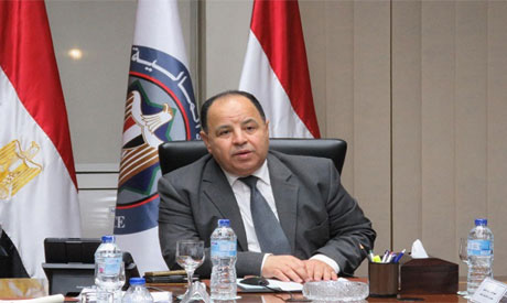 Finance Minister Mohamed Mait (Al-Ahram)