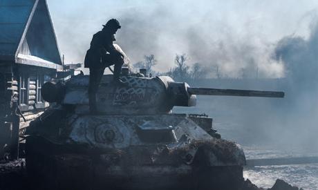 T-34 Reuters