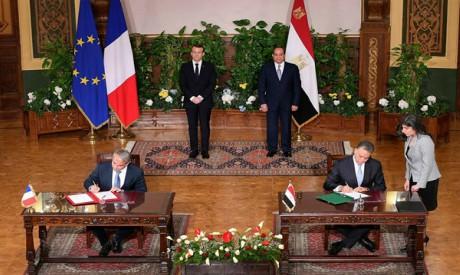 Franco-Egyptian Deals