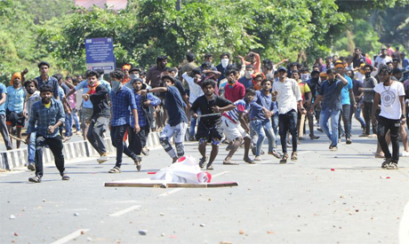 Indian protests