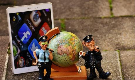 Social Media and Control
