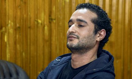 Activist Ahmed Douma
