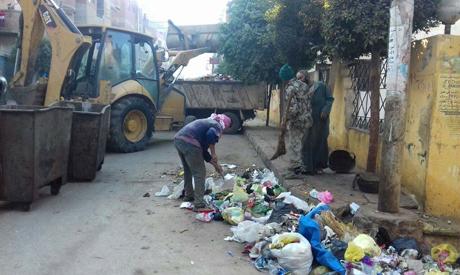 Rubbish-free streets