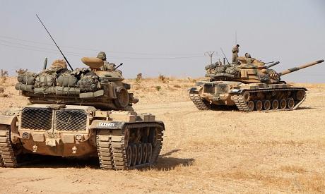 Turkey - US tanks