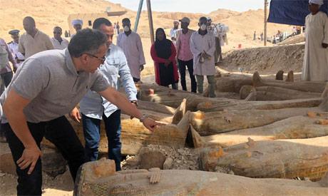 Al-Asasif necropolis