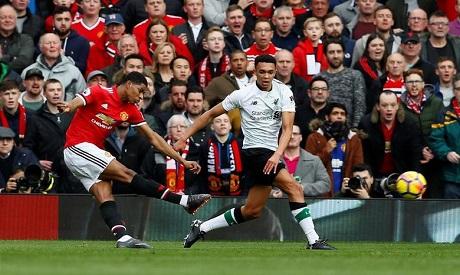 Manchester United v Liverpool