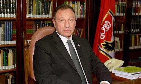 President of Al Ahly Sporting Club Mahmoud El Khatib (Al-Ahram)