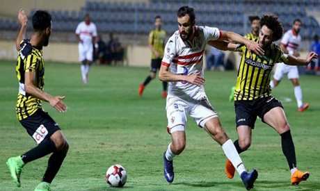 Zamalek v the Arab Contractors