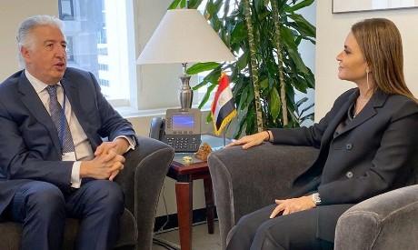 Sahar Nasr, ITFC