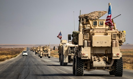 US Base in Syria