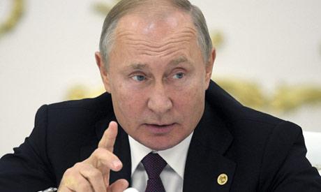 Russian President Vladimir Putin (Reuters)