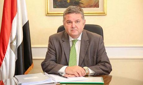 Public Business Sector Minister Hisham Tawfik (Al-Ahram)