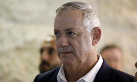 Retired Israeli General Benny Gantz