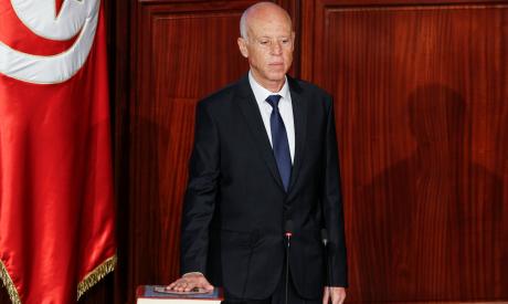 Tunisian President Kais Saied, AFP