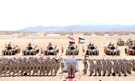 Egypt, Jordan