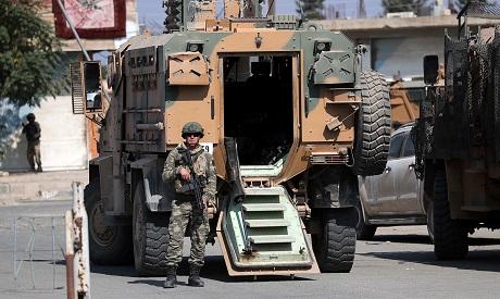 Turkish solider