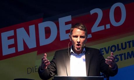 Germany far-right leader