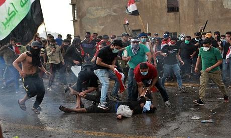 Iraqi Protests