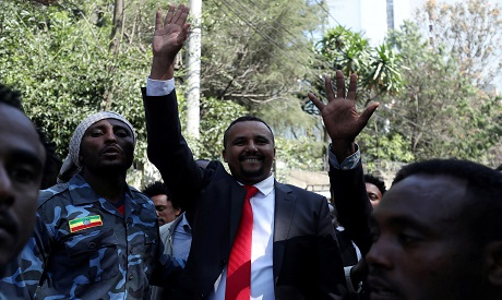 Ethiopian Opposition leader