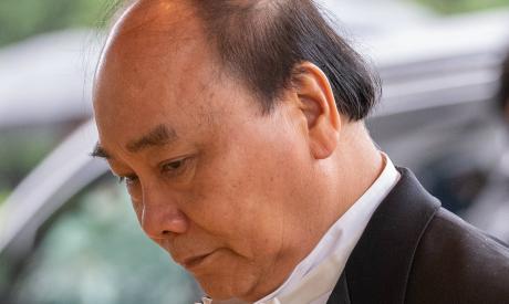 Prime Minister of Vietnam Nguyen Xuan Phuc