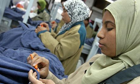 Egypt garment