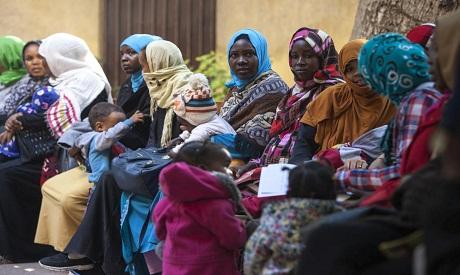 Refugees in Egypt