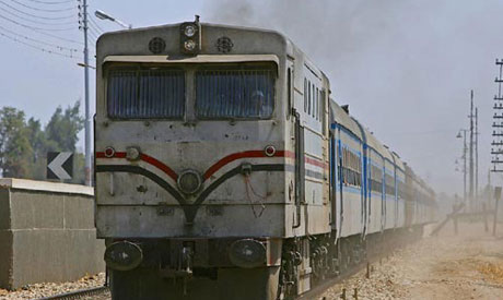Egyptian train