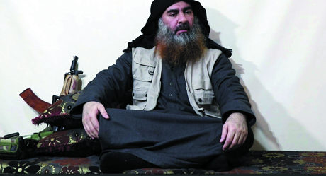 After the death of Al-Baghdadi