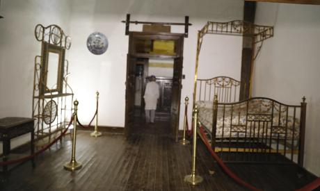 Prince Youssef Kamal's palace in Nag  photos  Ahmed Romeih