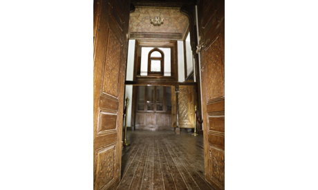Prince Youssef Kamal's palace in Nag Hammadi  photos Ahmed Romeih