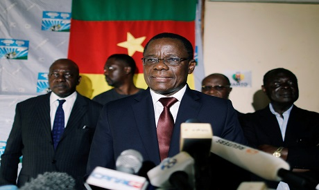 Cameroon Opposition leader