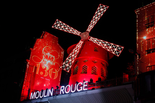 shows Moulin