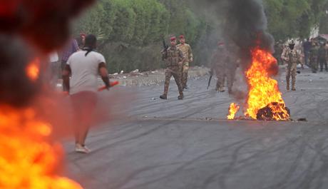 Iraq sliding into chaos