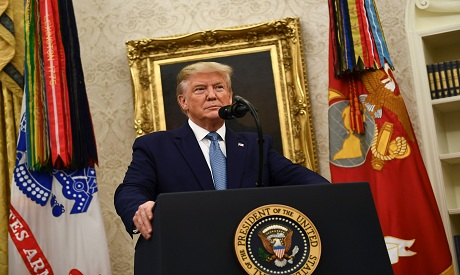 Trump 8 October 2019
