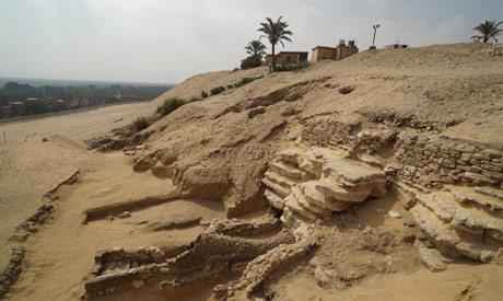 Roman-era catacomb discovered at Saqqara necropolis  - Ancient Egypt - Heritage