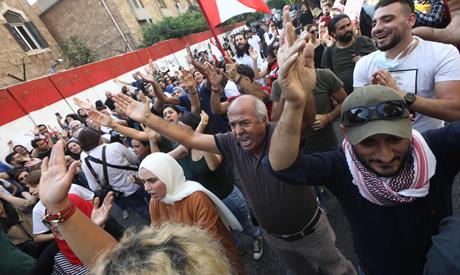 Lebanon meltdown