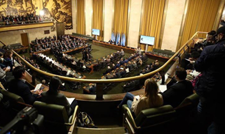 No results for Syrian Constitutional Committee