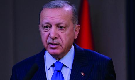 Erdogan goes to Washington