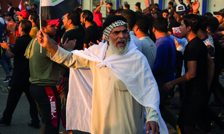 Why does Iran hate Iraq's uprising?