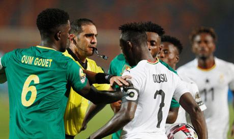 File photo: 2019   Ghana