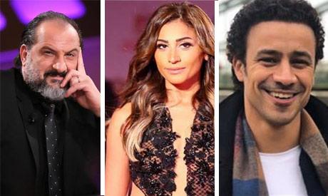 Khaled El-Sawy, Dina El-Sherbiny and Ahmed Dawoud