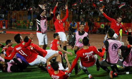 Egypt reach Olympic Games with 3-0 win over South Africa - National Teams - Sports - Ahram Online