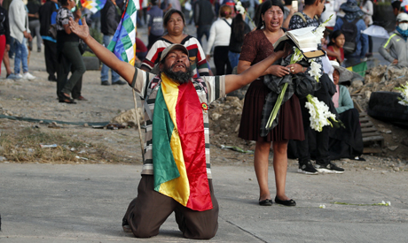 Bolivia: Chronicle of a coup foretold