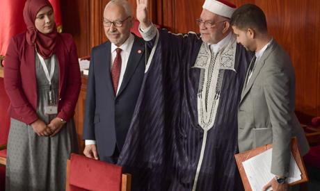 Ennahda leads Tunisia